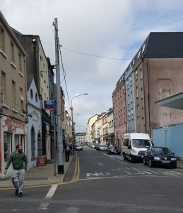 """Said Cllr Eamon Quinlan: """"There are, in many senses, two O'Connell Streets."""""""