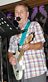 Don Duggan performing just a few years ago.