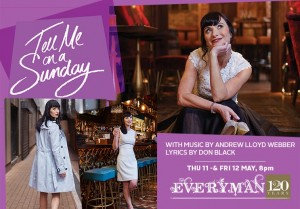 Irene Warren wowed audiences in 'Tell Me On A Sunday' at Cork's Everyman.