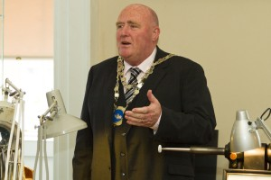 Waterford's Metropolitan Mayor Cllr John Hearne. Photo: Mick Wall.