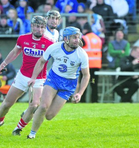 Waterford will look to Michael 'Brick' Walsh for more of his customary leadership when they take on Cork in this Sunday's Munster SHC semi-final at Semple Stadium. See Sport 2-5 for more.| Photo: Maurice Hennebry
