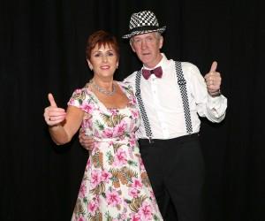 Tommy O Sullivan and Nuala McKenna