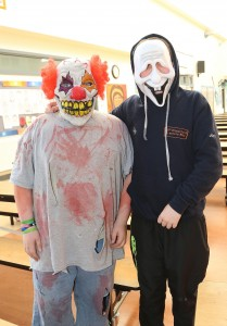 Michael O Brien and Josh Connolly
