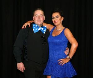 Mark Lynam and Catherine Bernos