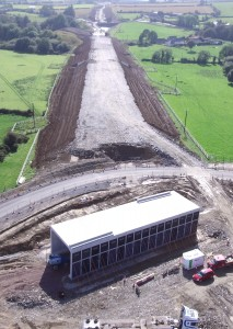 The €230m project is one of the largest construction projects ever undertaken in the South East.