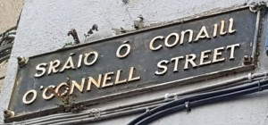 Waterford City & County Council has budgeted for the investment of €150,000 in O'Connell Street next year