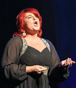 Soprano Donna Roche, who will perform at UHW on Monday, January 15th at 1.30pm as part of the 'Healing Sounds in the Foyer' music programme, presented by Waterford Healing Arts Trust (WHAT).