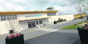 Waterford Airport is now without a commercial carrier and a Chief Executive following the departure of CEO Desmond O'Flynn