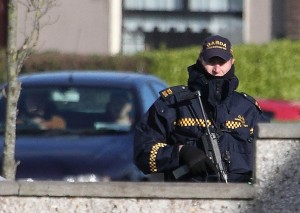 Waterfordians referenced the lack of visible Garda presence during last week's visit to the city of the Commission on the Future of Policing.| Photo: Noel Browne