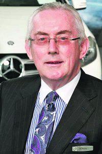 Veteran motor dealer Tom Murphy struck an optimistic note about Waterford's future last week.