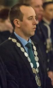 Councillor John Cummins
