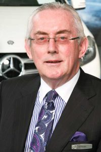 Tom Murphy has 50 years of professional experience in the motor trade to draw from.