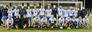 The spend on the Waterford Football team has increased by 36 perc cent over the last five years.