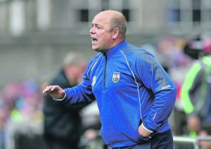 Derek McGrath is looking forward to the challenges the 2018 League and Championship will present