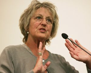 """Feminist Germaine Greer, who has described the #MeToo campaign as """"whingeing""""."""
