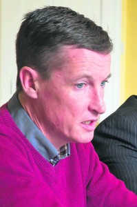Relieved: Colin Power, a survivor of convicted paedophile Bill Kenneally.