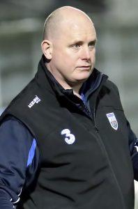 Deise senior manager Tom McGlinchey.