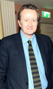 Professor Roy Foster, who spoke in the Large Room during the Redmond Centenary Weekend in Waterford.| Photos: John Power