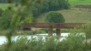 No trains have run on the Waterford-New Ross line since the mid-1990s. | Still: RTE