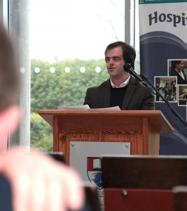 WIT lecturer Dr Paul Clogher is enthused by the new MA in Social Justice and Public Policy.