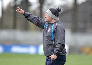 Down but by no means out: Waterford senior hurling manager Derek McGrath.  | Photo: Noel Browne