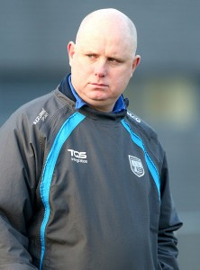 Frustrated: Waterford senior football manager Tom McGlinchey. | Photo: Maurice Hennebry