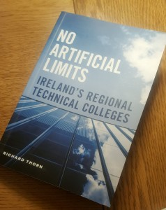 'No Artificial Limits' is a skilfully compiled and superbly researched history of the Regional Technical College sector.