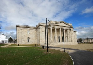 Waterford Courthouse: Photo by Noel Browne