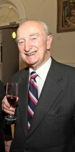 The late Vincent O'Toole was one of Waterford city's great characters.