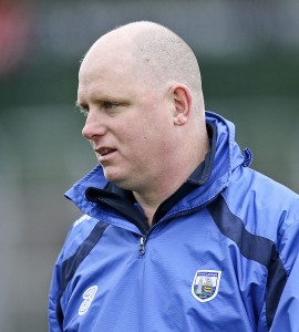 Tom McGlinchey has retained a stoical perspective throughout his term as Deise boss.