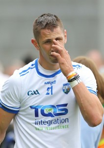 Disappointment is etched all over the face of Maurice Shanahan,  following last Sunday's Munster Senior Hurling Championship defeat to Limerick at the Gaelic Grounds. | Photos: Noel Browne