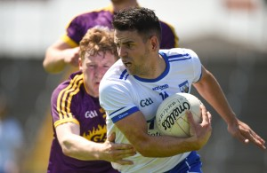 JJ Hutchinson was in scintillating form as Waterford overcame Wexford in their Round 1 Qualifier at Wexford Park.   Photo: Sportsfile