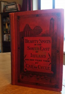 To receive a travel book devoted to the South East dating from 1901 was a real treat.