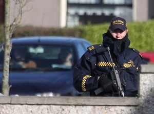 Weapon-wielding Gardaí on every street corner may not be the cure to solve our anti-social/criminality ills, but there's no denying we need more officers nationwide.  | Photo: Noel Browne