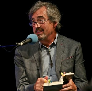 """Sebastian Barry: """"We've a tradition of writing that rivals the goddamn Greeks."""""""