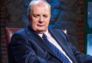 Aspirant presidential candidate Gavin Duffy
