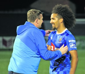 Man of the match Bastien Hery delighted with the win in Derry