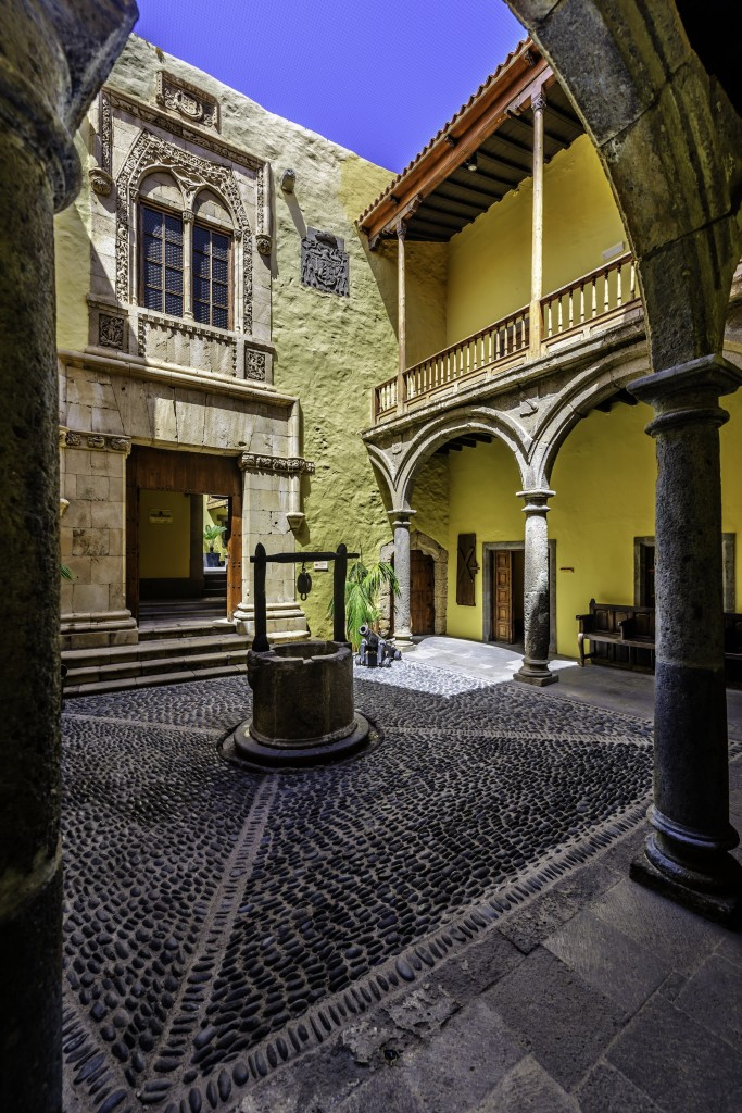 Casa de Colon, Las Palmas
