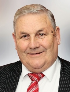 The late Councillor John Carey, who was laid to rest following Requiem Mass at Crooke on Tuesday last