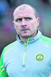: Kilrossanty manager Emmet Doherty. See Sport 2-5 for a full round-up of the weekend's SFC action.  | Photos: Sean Byrne
