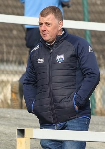 Newly appointed Waterford Senior Hurling Manager Paraic Fanning, pictured at last Sunday's County SHC Semi-Final between Ballygunner and Passage. | Photos: Noel Browne