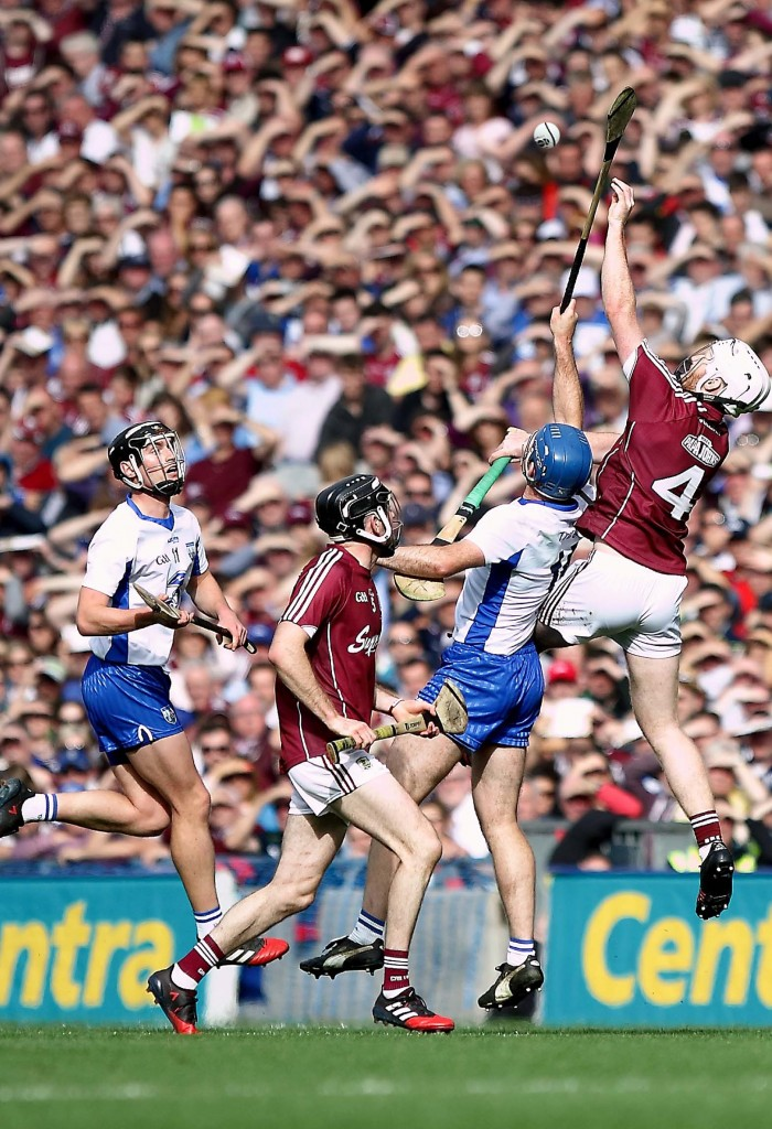 Waterford and Galway will meet for the first time since the 2017 All-Ireland Senior Final when they clash in the National Hurling League at a Deise venue on the weekend of March 2nd and 3rd. 						| Photo:  Noel Browne