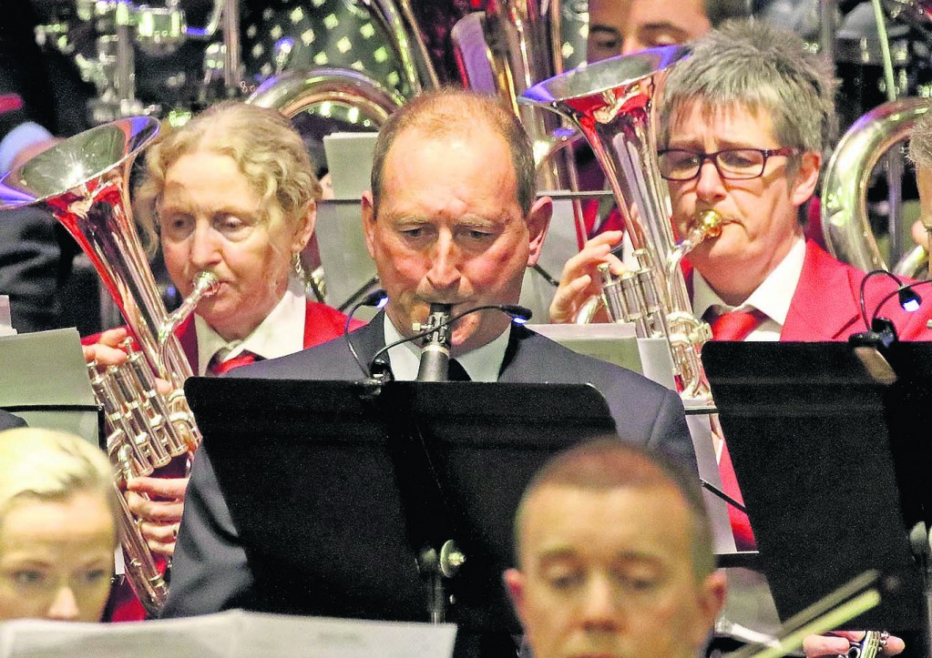 The Waterford Massed Bands Concert takes place this Friday night as part of the 1848 Tricolour Celebration.