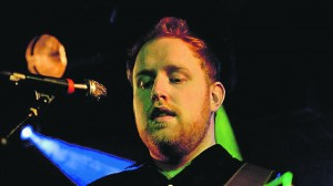 Gavin James will perform at the official re-opening of Electric Avenue on Waterford's John Street this Saturday night.