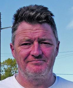 Determined: Carrick-on-Suir resident Eddie Reade.