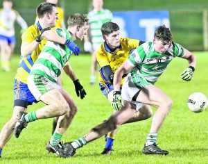 Ballinacourty and The Nire will go head to head once more in Sunday's SFC Semi-Final at Fraher Field. 									| Photo: Sean Byrne