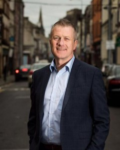 Eddie Mulligan, who will join Mary Butler on the Fianna Fáil General Election ticket in Waterford.