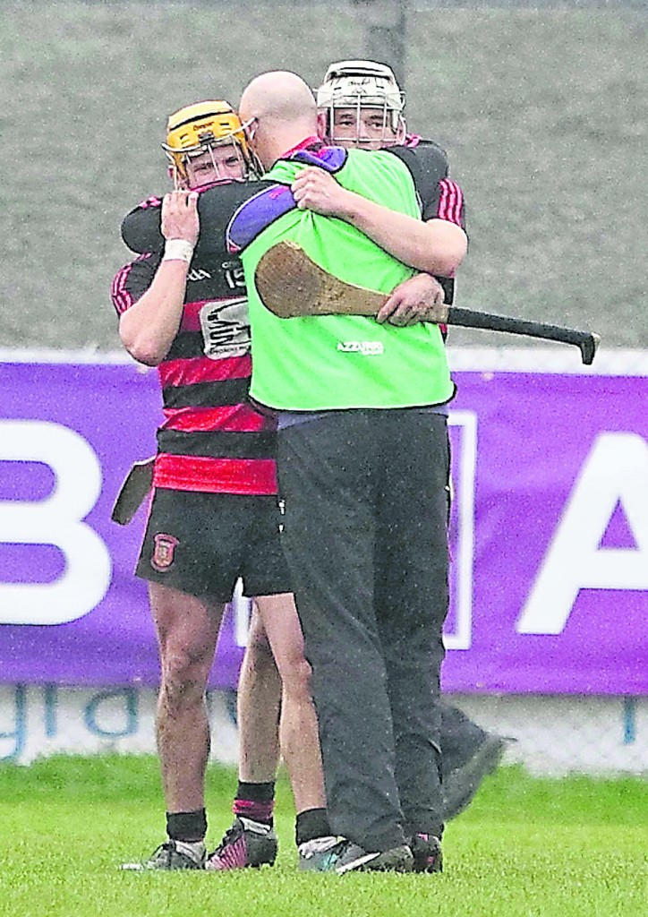 A mixture of joy and relief was palpable in the wake of Ballygunner's dramatic Munster Club Senior Hurling Semi-Final win over Ballyea at Walsh Park. See Sport 2-4 for further coverage.  	| Photo: Noel Browne