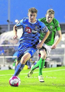 Tramore born Rory Feely has re-signed for Waterford FC ahead of the 2019 season.