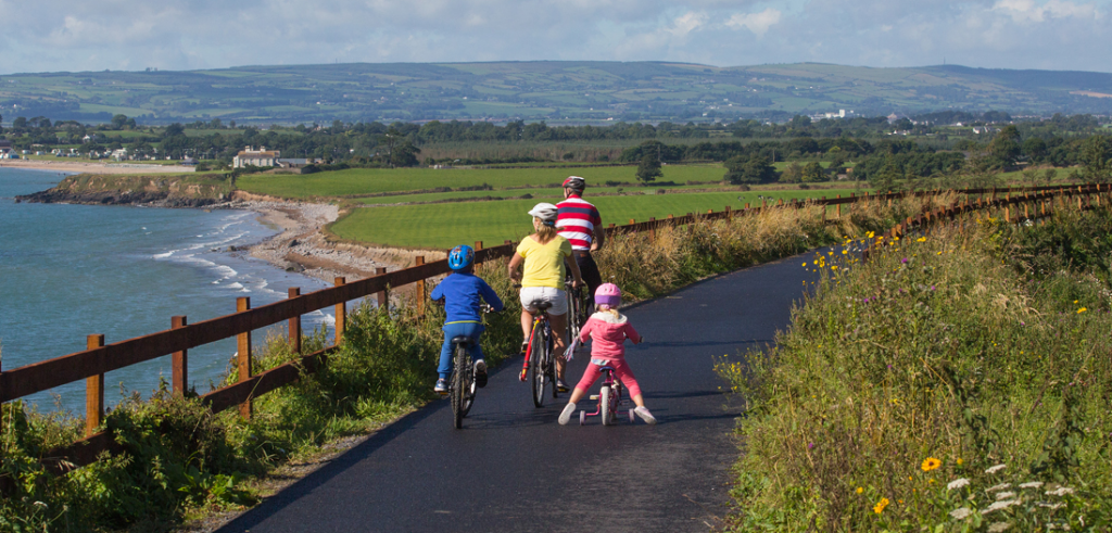 The success of the Waterford Greenway is the yardstick by which other similar projects in the region will be measured by